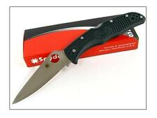 Couteau SPYDERCO ENDURA 4 Acier ZDP-189 SC10PGRE Japan