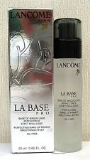 Lancome La Base Pro Perfecting Make Up Primer - Oil Free New & Boxed