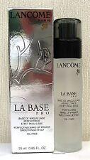 Lancome La Base Pro Perfecting Make Up Primer - Oil Free New & Boxed