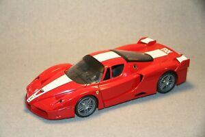1/18 Hot Wheels Ferrari Fxx TMGM rot TOP