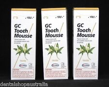 GC Tooth Mousse whitening sensitivity toothache dry mouth bad breath braces (v3)