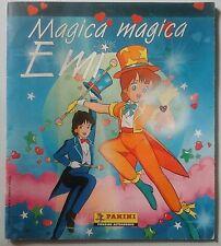 MAGICA MAGICA EMI panini sticker album 1986 quasi completo 233/240 semi cpl