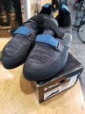 Black Diamond Momentum Men's Climbing Shoes size 12.5 Ash Nib