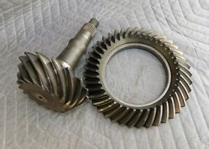 2.56 10 Bolt 8.5 Ring Pinion Posi Gear 16-41 1977 Camaro OEM