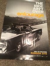 Entourage Original D/S Movie Poster 27 x 40 Kevin Connolly  HBO  Adrian Grenier