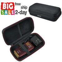 Wahl Professional 8061 5-star Series 8164 Rechargeable Shaver Shaper Travel Case