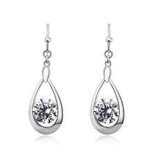 925er Sterlingsilber Ohrringe Ohrhänger Ohrschmuck aus Silber Damen Geschenk Neu