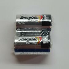 2 PACK ENERGIZER CR2 LITHIUM BATTERIES 3V ELCR2 CR17355 1CR2 DLCR2 EXP 2026 (G31