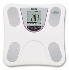 TANITA Body composition monitor White BC-754-WH Digital Scale w/Tracking