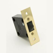 JEANi 141WB 2 A laiton Flush Push to Break Porte Armoire Placard Cabinet Switch