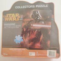 Disney Star Wars Darth Vader 1000 Piece Jigsaw Puzzle *NEW IN COLLECTORS TIN*