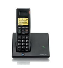 """BT DIVERSE 7110 PLUS Cordless Telephone 060743 in Black """"BRAND NEW"""""""