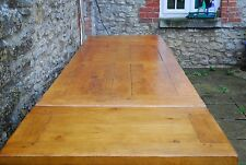 Stunning 10 ft (300cm) Solid Oak French Farmhouse Refectory Table by Antix