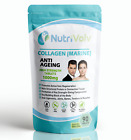 Collagen (Marine) 1000mg - 90 Tablets - Skin Anti Ageing Tissue Joints Bones