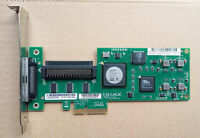 LSI Logic SCSI LVD/SE Controller PCI Express x4 LSI20320IE 439946-001 Tested
