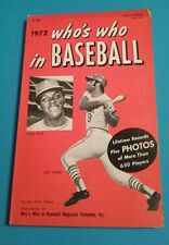 1972 Who's Who in Baseball Great Pics of Pirates / Yankees HOFers