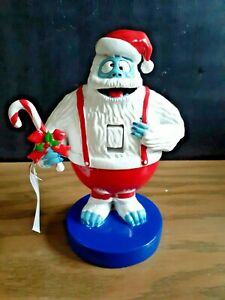Rudolph The Red Nosed Reindeer Kurt S. Adler Abominable Snowman Bumble