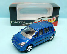12973 MAJORETTE / COLLECTION 200 / RENAULT SCENIC II