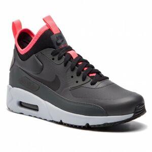 Nike Air Max 90 Ultra Mid Winter Men Sneaker Size 9.5 924458-003