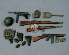 Verlinden 120mm (1/16) US Soldier Weapons and Equipment Set WWII [Resin] 576