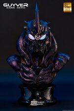 Guyver. Dark Hero ZOANOID 1:1 Scale Bust Statue signed por Steve Wang ECC RARO