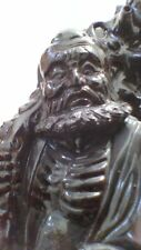 Dharma  Bodhidharma Statue Chinese Wood Carving