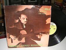 33 TOURS / LP--DJANGO REINHARDT--MEMORIAL DJANGO REINHARDT VOL.4