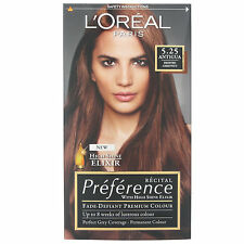 L'Oreal Recital Preference 5.25 Antigua Frosted Chestnut