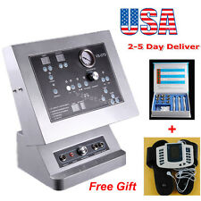 Diamond Dermabrasion Microdermabrasion Ultrasonic Hot Cold Hammer +Massager Gift