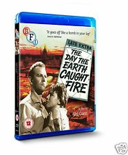 The Day the Earth Caught Fire (Blu-ray)~~Edward Judd, Janet Munro~~NEW & SEALED