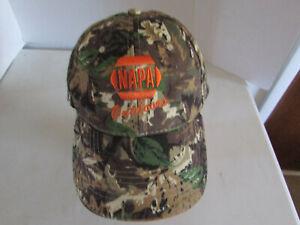 NAPA Outdoors Baseball Hat Camo Camouflage Hunting Cap Adjustable