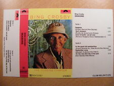 Musikkassette Bing Crosby / Seasons / The Closing Chapter