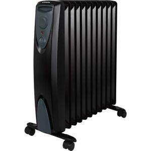 Dimplex Oil Free Column Heater 2.4KW - Black