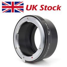 UK Pixco Lens Adapter Suit For Nikon F Mount G Lens to Sony E Mount NEX Camera