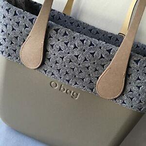Full spot-O BAG - Bordo accessori originali O Bag mini in tessuto operato