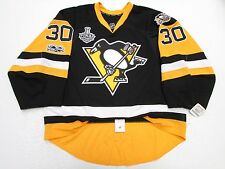 MURRAY PITTSBURGH PENGUINS REEBOK EDGE 2.0 2017 STANLEY CUP JERSEY GOALIE CUT 58