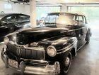 1946 Mercury Other  1946 Mercury Eight Deluxe Black Convertible - Rare