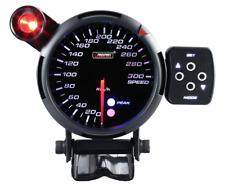 Prosport 80mm Velocità Strumentazione Tachimetro Calibro Picco Strumento