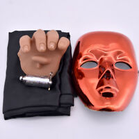 Ghost Mask Magic Tricks Mask Quick Change For Magician Stage Gimmick Illusion