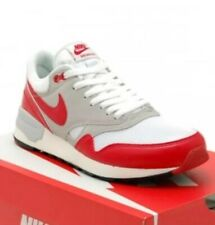 Nike Air Odyssey Trainers White / Red Size UK 7 EUR 41 652989 106 RRP £85