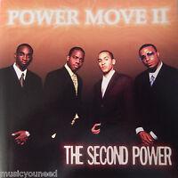 Power Move II - The Second Power CD (Rap & Hip Hop)