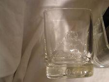 CROWN ROYAL WHISKY LIQUOR Y2K 2000 HI-BALL GLASSES (1)