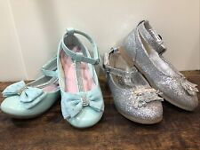 JELLY BEANS,DOGS 2 pairs toddler girl dress shoes size 10