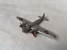 VINTAGE DIECAST MECCANO DINKY TOYS RAF BRISTOL BLENHEIM BOMBER AIRCRAFT VGC