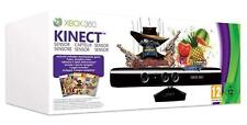 Xbox 360 Capteur Kinect Inclusif Jeu Kinect Adventures Produit Neuf