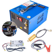 New listing Pcp Air Compressor, Portable 30Mpa, Pcp Rifle/Pistol and Paintball Tank 110V