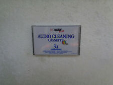 Vintage Audio Cassette BASF Fantastic Cleaning 3in1 * Rare From Germany 1990's *