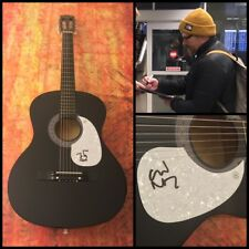 GFA The Decemberists Singer * COLIN MELOY * Signed Acoustic Guitar PROOF AD2 COA