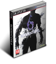 RESIDENT EVIL 6 SteelBox  per playstation 3   PS3