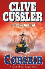 Corsair 6 by Jack Du Brul and Clive Cussler (2009, Hardcover) FREE SHIPPING